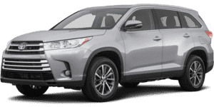 2019 Toyota Highlander in Houston, TX