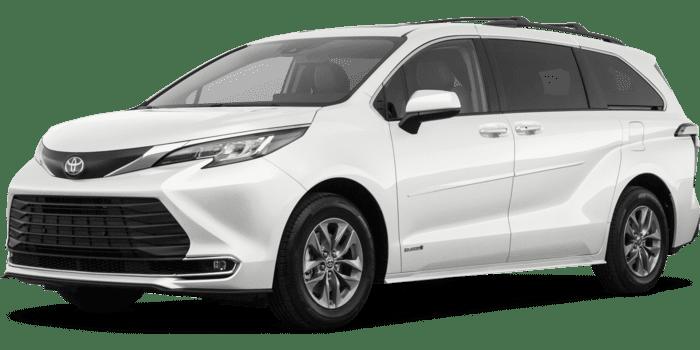 2021 Toyota Sienna Prices Incentives Truecar