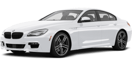 BMW 6 Series 640i Gran Coupe RWD