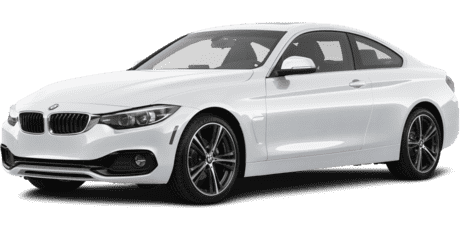 BMW 4 Series 430i Coupe RWD