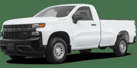 Chevrolet Silverado 1500 Work Truck Regular Cab Long Bed 2WD