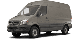 2019 Mercedes-Benz Sprinter Cargo Van in Boerne, TX