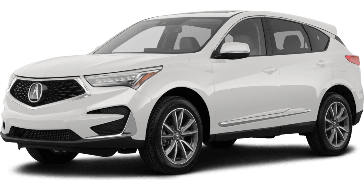 2020 Acura Rdx Sh Awd With Technology Package Sport Utility In