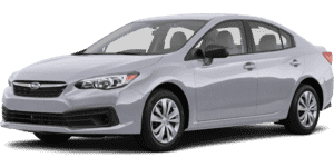 Subaru Impreza 2.0i 4-door CVT