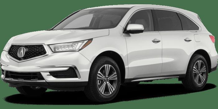 2020 Acura Mdx Prices Incentives Truecar