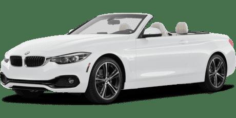 BMW 4 Series 430i Convertible RWD