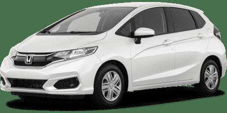Honda Fit LX Manual