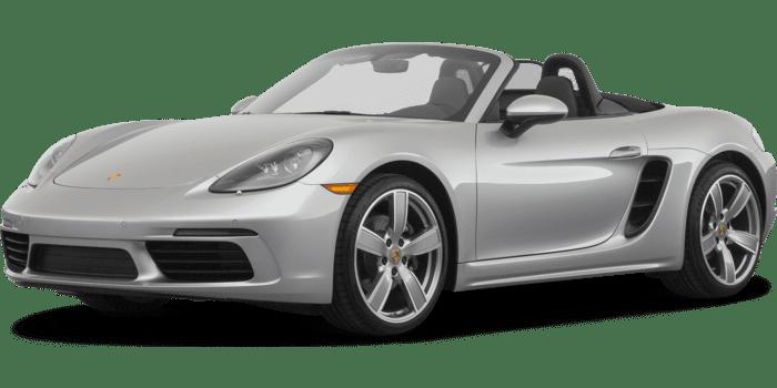 2019 Porsche 718 Boxster Roadster