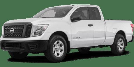 Nissan Titan S King Cab 4WD