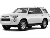 2017 Toyota 4Runner Reviews