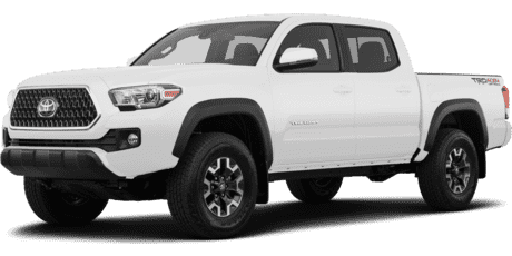 Toyota Tacoma TRD Off Road Double Cab 5' Bed V6 4WD Automatic
