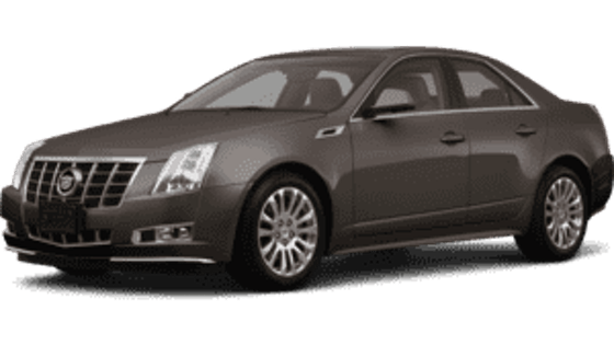 2012 Cadillac CTS in Fishers, IN 1