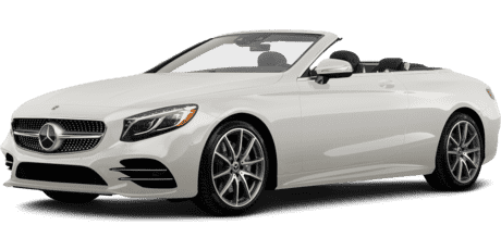 Mercedes-Benz S-Class AMG S 63 4MATIC+ Cabriolet