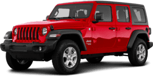2020 Jeep Wrangler in Oak Park, MI