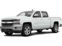2017 Chevrolet Silverado 1500 Reviews