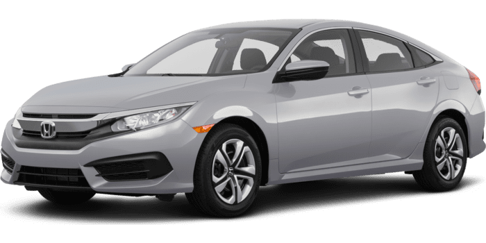 (2800) 2018 Honda Civic Sedan